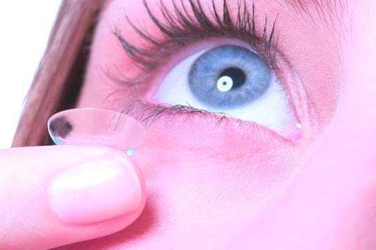 No tengas miedo a usar lentes de contacto, no es tan malo como dicen